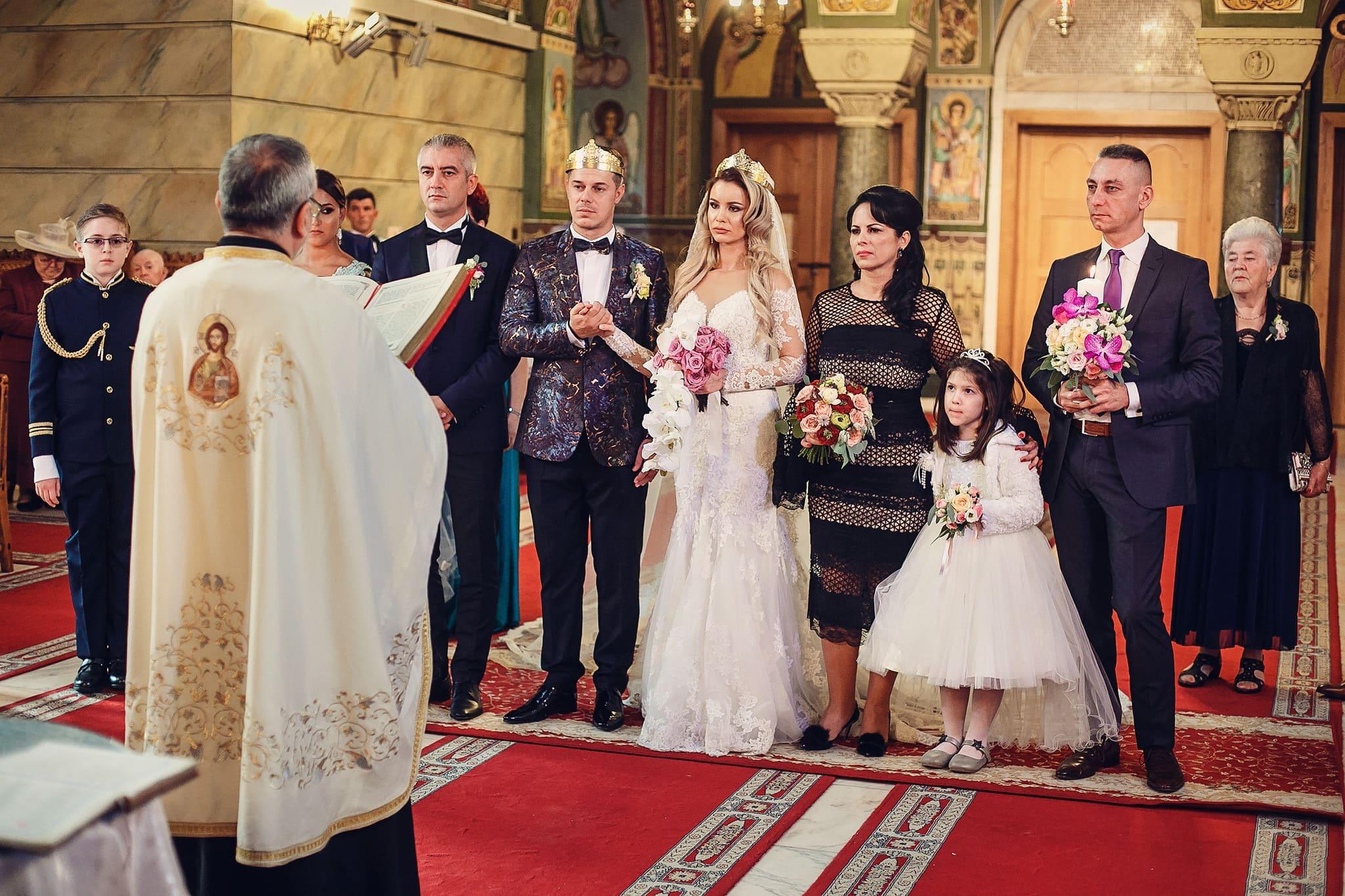 Fotograf nunta - biserica