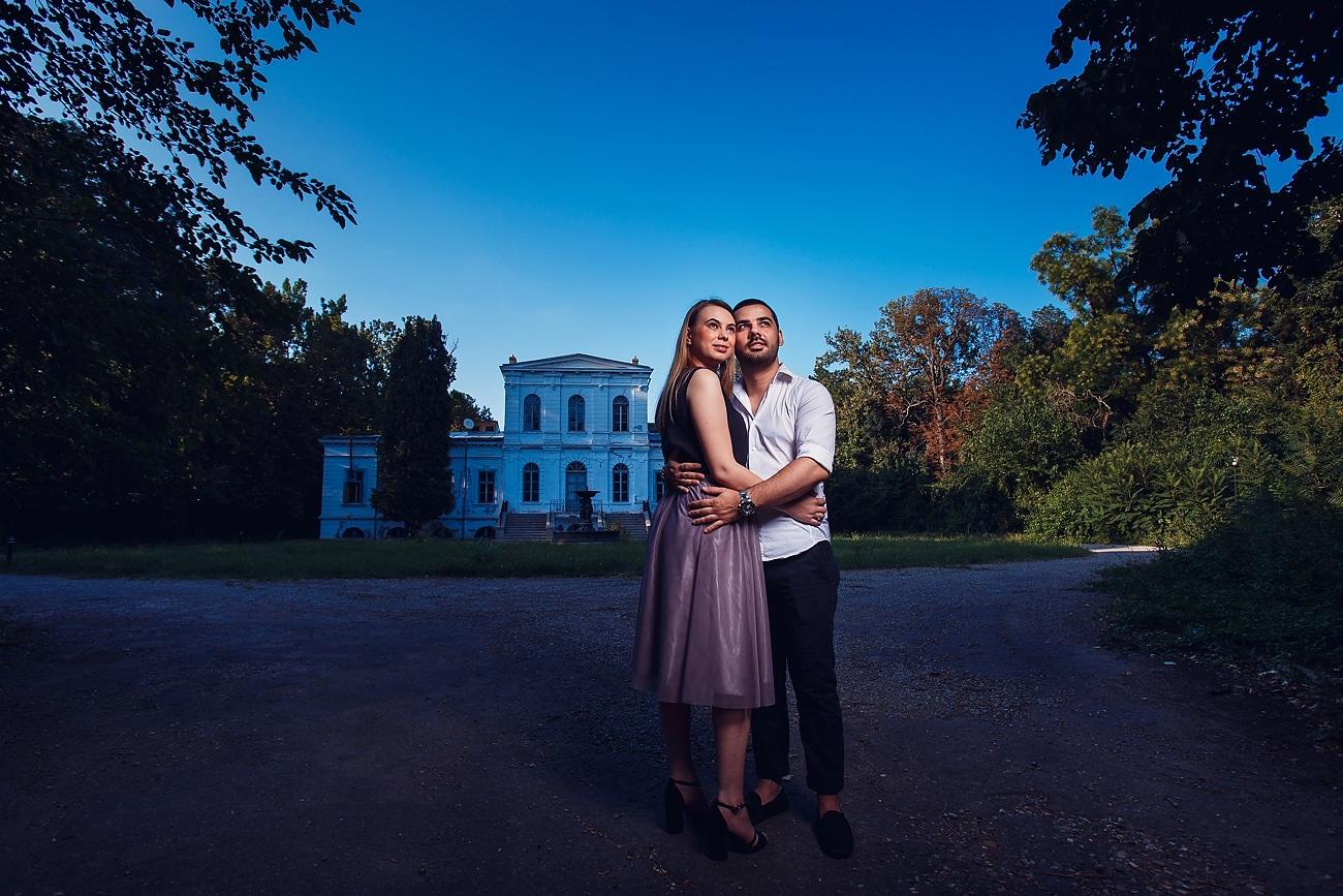 Save the date - Palatul Ghica Caciulati