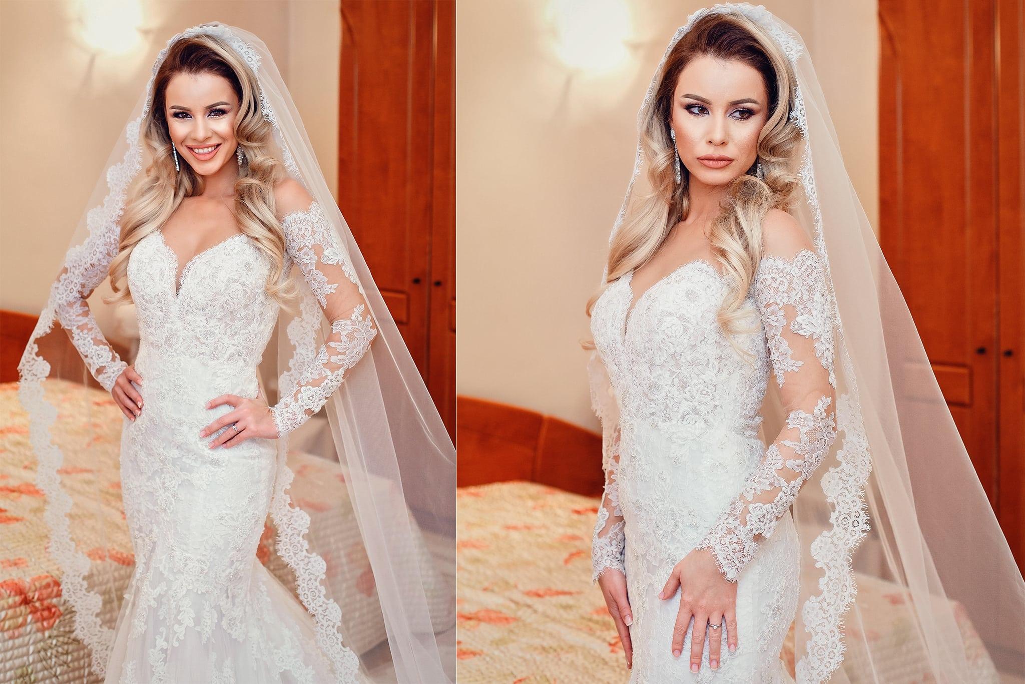 Fotograf nunta - pregatiri mireasa
