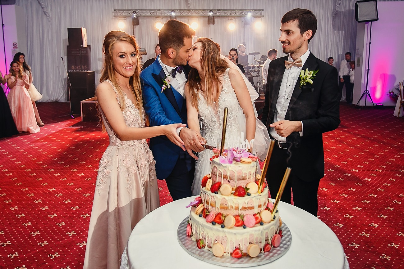 fotograf nunta tort