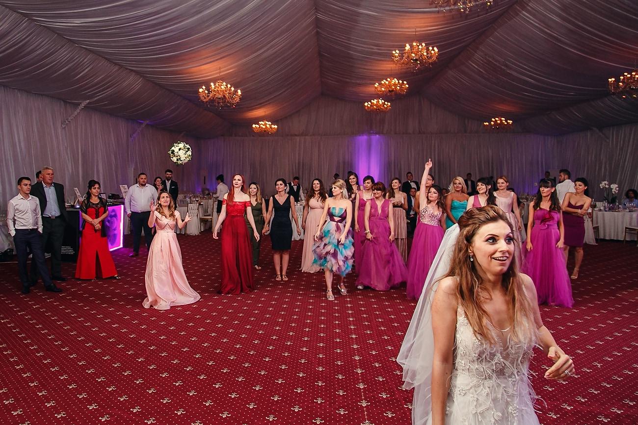 fotograf nunta buchet