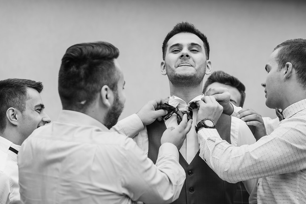 Fotograf nunta - pregatiri mire