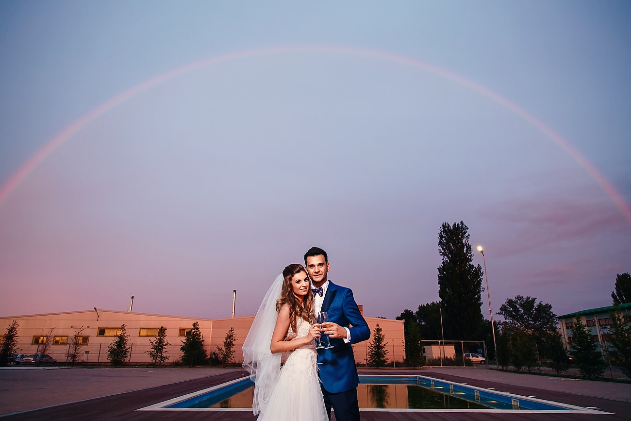 fotograf nunta curcubeu